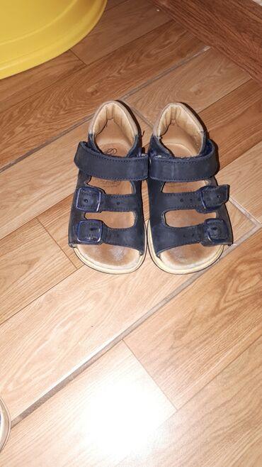 Детские сандали. Ортопедические. Кожа. Размер 20