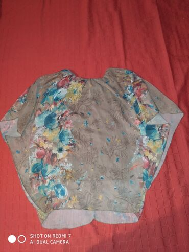 Leptir bluza tegli se vel XL