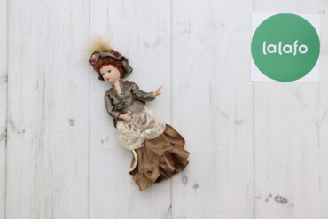 "Игрушки - Украина: Дитяча іграшка ""Лялька""    Довжина: 20 см  Стан гарний"