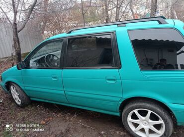 Автомобили - Кыргызстан: Mitsubishi Space Wagon 1.8 л. 1992