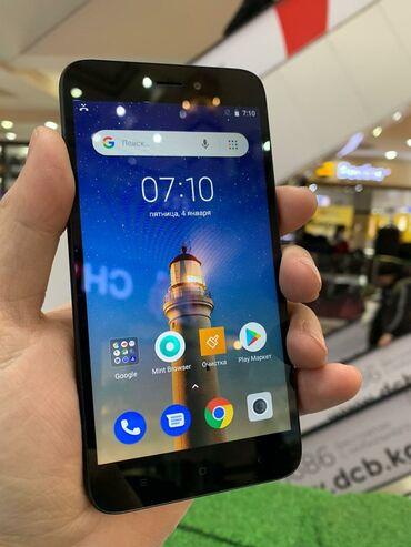 Б/у Xiaomi Redmi Go 8 ГБ Черный