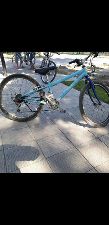 chajnyj serviz na 15 predmetov в Кыргызстан: Корейский Б/У подростковый велосипед от 8 до 12 лет  Рама 15  Размер