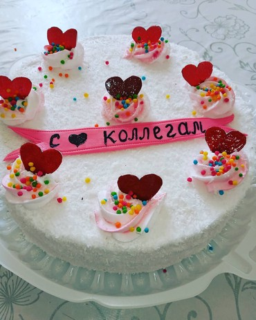 Торты - Кыргызстан: Торты на ваш праздник