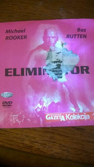 Film eliminator 180rsd - Belgrade
