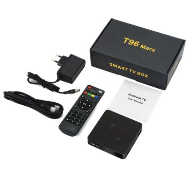 T96 Mars Smart Android tv box