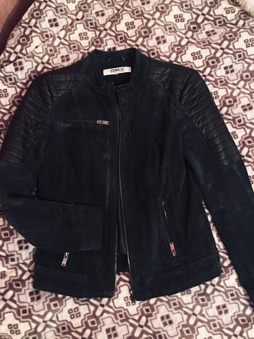 замшевые куртки в Кыргызстан: Женские куртки Only M