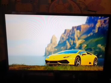 проекторы 640x480 с wi fi в Кыргызстан: Монитор Samsung LS27f358FWIXCI Абсолютно новый!Имеется действующая