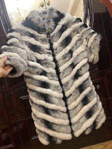 шубу и полушубок в Кыргызстан: Срочно продаю натуральный полушубок, мягкий, удобный(размер унисекс)