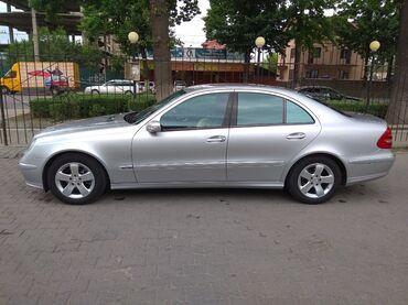 Автомобили в Бишкек: Mercedes-Benz E 240 2.6 л. 2003 | 345000 км