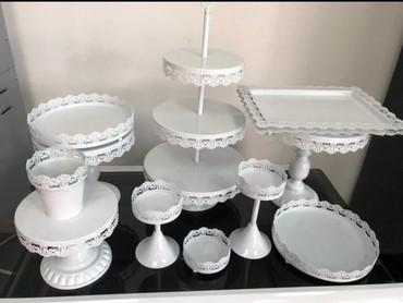 прокат посуды в Кыргызстан: Аренда посуды для кенди бара!