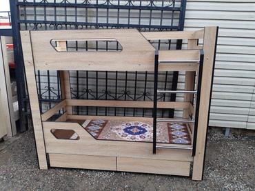 Продаю новый 2х ярусный кровать из российского ламиананта в Бишкек