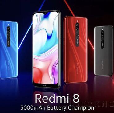 Yeni Xiaomi Redmi 8 64 GB qara