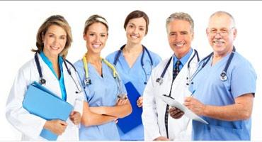 С медицинским образованием требуется в Бишкек