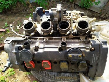 audi a2 16 fsi в Кыргызстан: Продаю двигатель 2.0 fsi (VW, Audi) в комплекте с форсунками