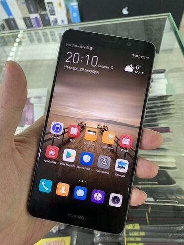 Huawei Mate 9 4/32 2 simЕсть царапинки на крышке и трещина на дисплее
