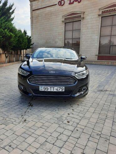 zapchasti na ford tranzit в Азербайджан: Ford Fusion 1.4 л. 2014 | 10735 км