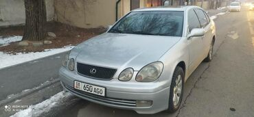 шины для грузовых автомобилей в Кыргызстан: Lexus GS 3 л. 1999 | 234414 км