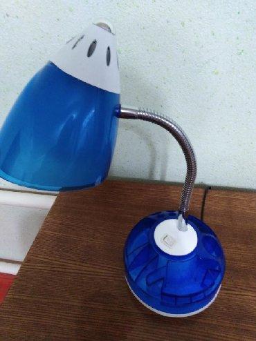 Освещение в Кок-Ой: Продаю, ученическая настольная лампа, +лампочка, вилка разборная покуп