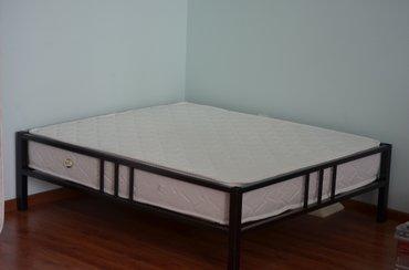Детская кровать/кушетка 120х120 с новым матрацом.   в Бишкек