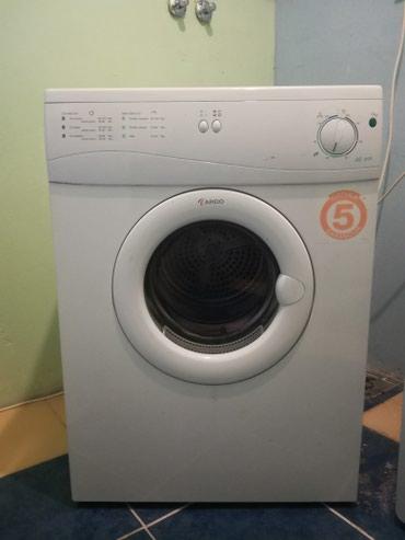 Masina za susenje vesa - Srbija: Masina za susenje vesa ventilacijska,  ARDO ocuvana kao nova. Ima dve