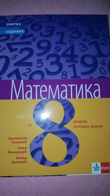 8 r matematika zbirka zadataka klett novo - Sremska Mitrovica