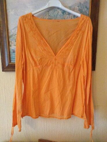 Ostalo   Knjazevac: Narandzasta tanka kosuljica,otprilike M velicina,ukoliko porucite vise