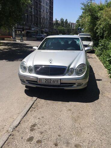 Mercedes-Benz E 320 3.2 л. 2004 | 260000 км