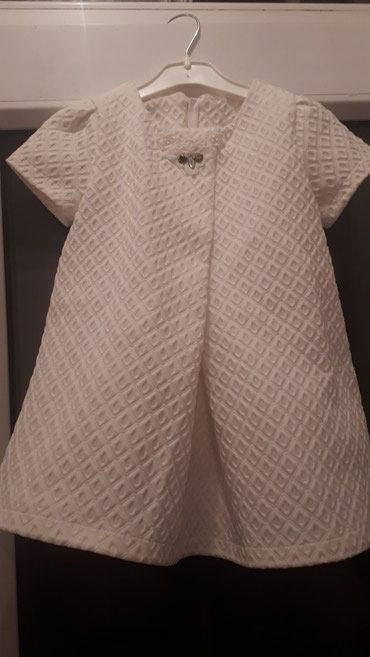 Xırdalan şəhərində Satilir Mona Rosa markasinin usaq paltar.Paltar 1-2defe