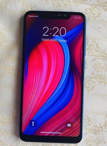 cameralar - Azərbaycan: İşlənmiş Xiaomi Redmi Note 6 Pro 64 GB göy