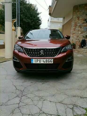 Peugeot 3008 1.6 l. 2017 | 45000 km