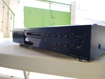 """Bakı şəhərində Minidisk Deck """"Sony MDS-JE480"""""""