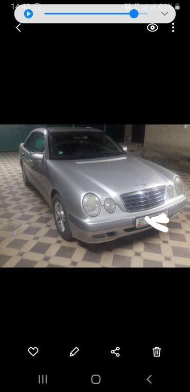 Mercedes-Benz в Кыргызстан: Mercedes-Benz E-класс AMG 2.8 л. 2001 | 250000 км
