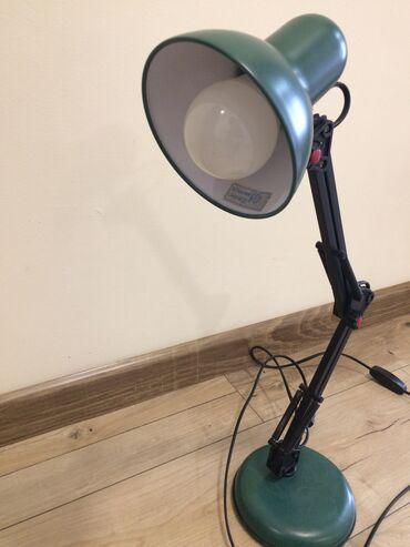 fotopolimernaja lampa besprovodnaja в Кыргызстан: Лампа настольная ученическая