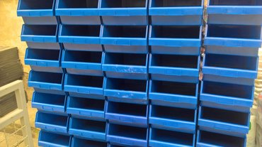 Patike za fudbal - Stara Pazova: Kontejneri za skladistenje delova i opreme kutija za sortiranjekutije