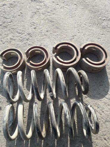 Пружины для одиссей ra6 с проставками под пружин