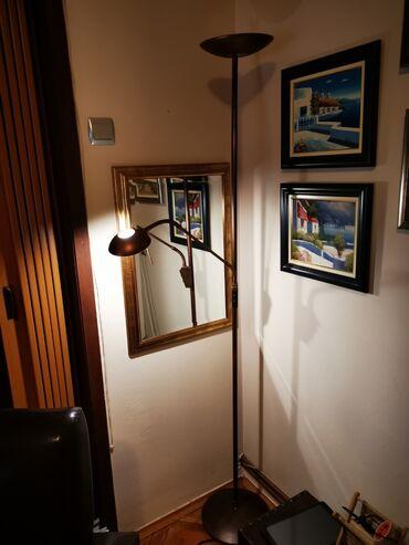 Dve lampe u kompletu,može i posebno.Cena je za obe