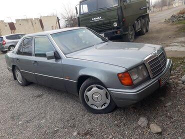 купить запчасти на мерседес 124 в Кыргызстан: Mercedes-Benz W124 2.3 л. 1992 | 2345666 км