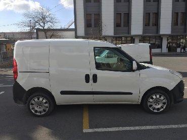 Fiat - Azərbaycan: Fiat Doblo 1.4 l. 2012 | 161000 km