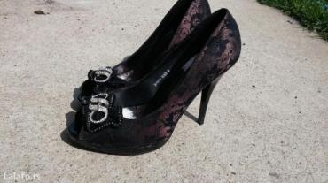Bez-cipele-na-stiklu - Srbija: Cipele na stiklu,velicina 38