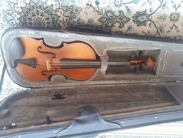 Скрипки - Кыргызстан: Продается скрипка1/2. Состояние отличное