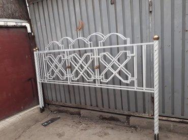 деревяные ограды металлические ограды деревяные памятники гранитные па в Бишкек