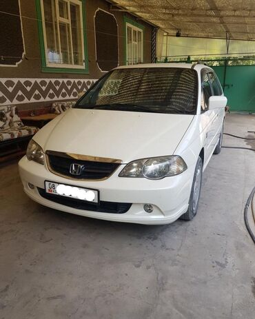 Honda Odyssey 2.3 л. 2002 | 167000 км