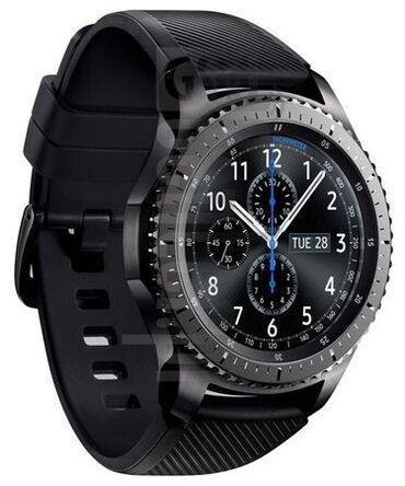 samsung gts в Кыргызстан: Черные Унисекс Наручные часы Samsung