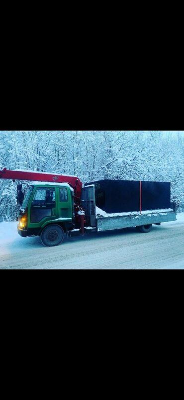 Кран манипулятор перевозка грузов кран 3 Тонны Борт 5тонны длина борта