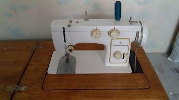 швейная машина в Кыргызстан: Швейная машина Чайка 142м сатылат. Абалы жакшы. Бардык функциялары