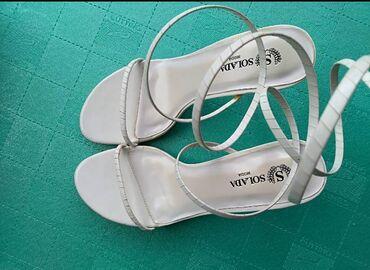 Posao u italiji - Srbija: NOVO***NOVO***NOVO***NOVOZenske elegantne sandale Solada, broj 40