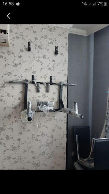 İdman və istirahət - Bakı: Turnik bruss press. 3 hereker bir yerde40×40 qalin profilden