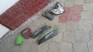 мотоблок продам в Кыргызстан: Продам запчасти на скутер.цены договорные, находится в районе южной