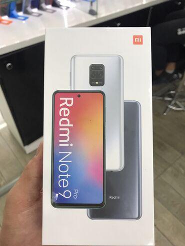 оптом мобильные аксессуары в Кыргызстан: Новый Xiaomi Note 9 Pro 64 ГБ Синий