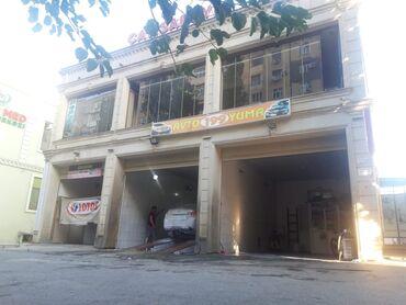 Binalar - Azərbaycan: Abyektsatılır Bakıxanov Razinde 100 kvadıratda üst mertebe çay evi 2
